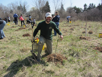 Communities for Nature - Community Forestry