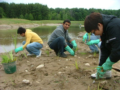 Communities for Nature - Aquatic Connections